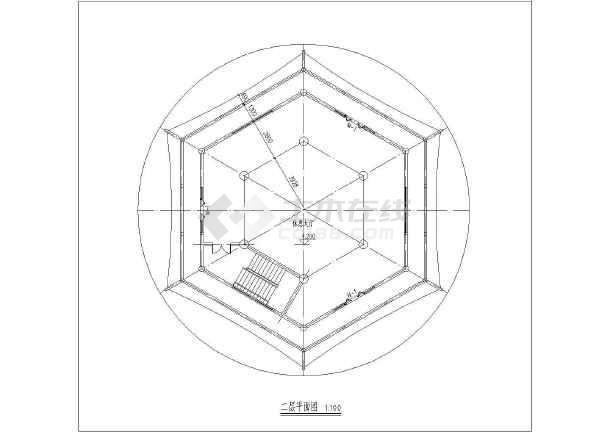 图纸包括一层平面图,二层平面图,三层平面图,屋顶平面图,各外立面图等图片