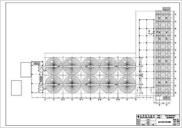 某酒厂基地项目筒仓钢结构全套施工图