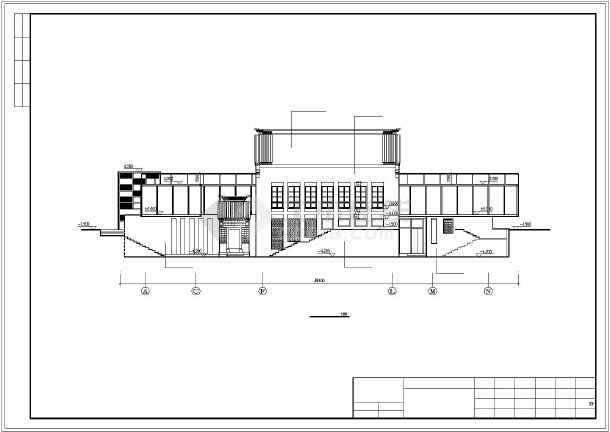 【山东】知名古代寺庙建筑设计施工图纸