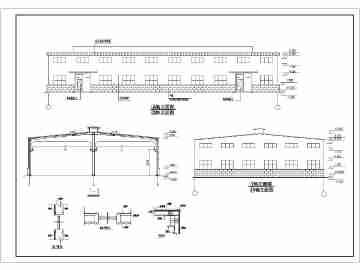 平面建筑图纸