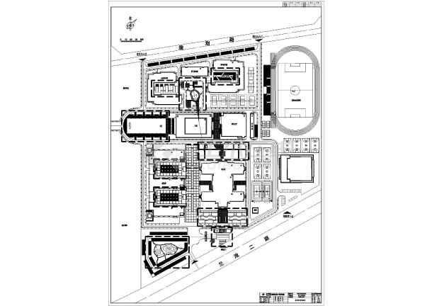 相关专题:中学校园景观设计 中学校园平面图 中学校园设计图 中学