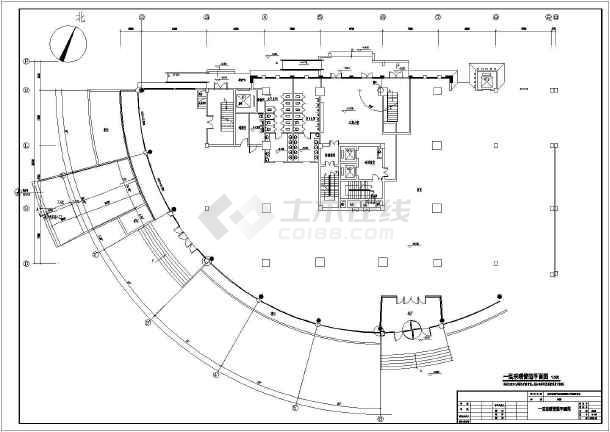 地板采暖设计施工图