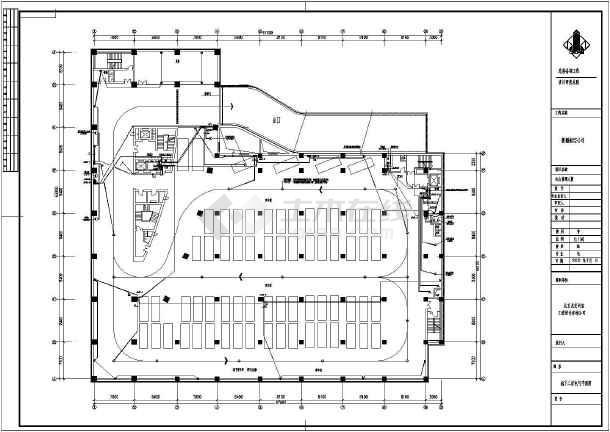 某大厦电气设计全套图纸-图2