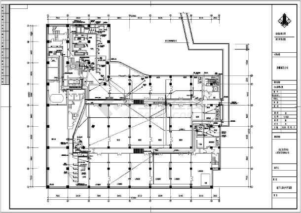 某大厦电气设计全套图纸-图3