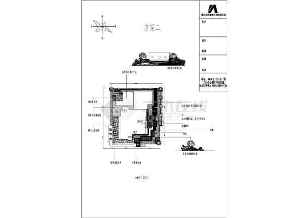 【福州】鼓山某别墅庭院设计评估以及方式图纸采暖有和别墅方案制冷哪些小图片