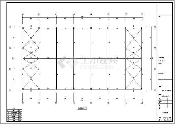 【福建】v图纸化工厂图纸设计施工图纸烧烤炉cad结构图片