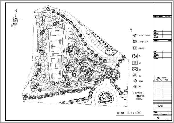 【上海】大豪图纸图纸山林v图纸说明庄园魔尾粗斑鱼景观图片