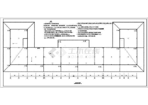 某地7层办公楼电气v电气图纸(强、弱、消防)全惊修罗图纸雷剑出处图片