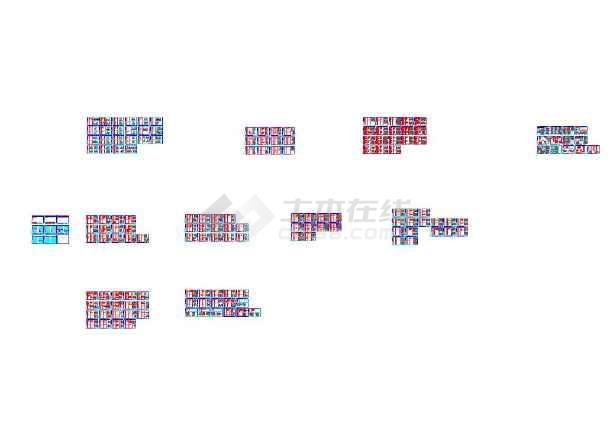 装修节点图纸1500套通用详图图cad节点(非常台v节点cad平面图图片