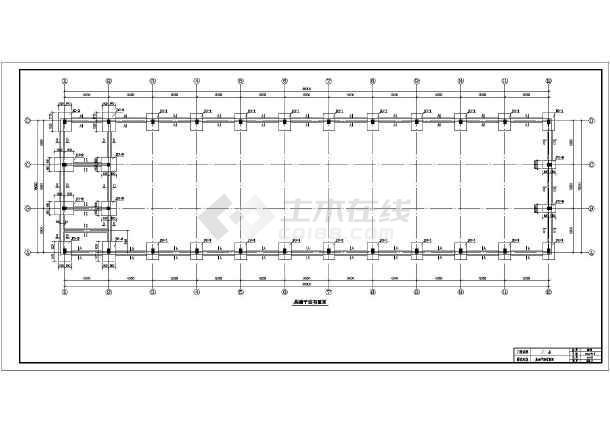 厂房结构设计 轻钢结构厂房
