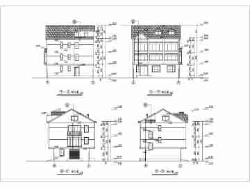 农村三层房屋楼梯设计