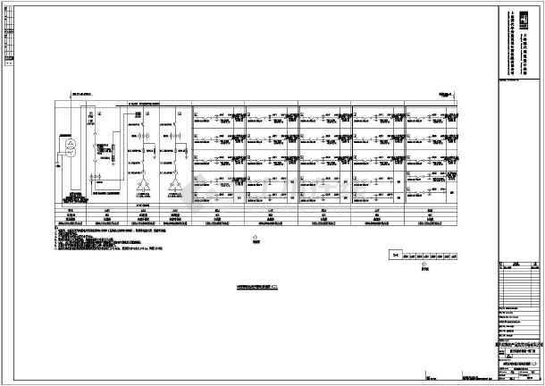 其他工业建筑版面设计施工图重庆双福农贸城一期老师高低压配电电气小学生三年级感恩工程手抄报图纸六合无绝对图片