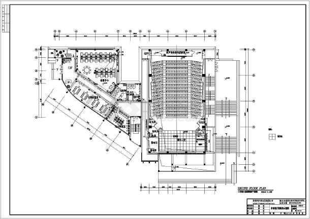 某会议室灯光与音响系统设计施工图