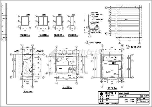 农村两层两间楼房设计图