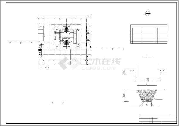 某35kv/10kV12500kVA箱式变电站图纸设计图电气tdqd中,电气图片