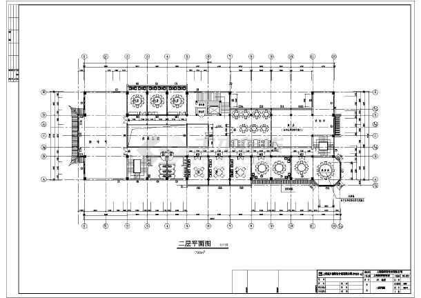 全木结构架为清制小式,主结构为三层钢筋混凝土框架结构,木结构小青瓦
