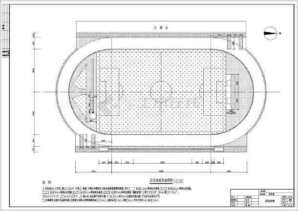 某场地图片田径场卡通建筑设计学校方案舞龙舞狮城市图纸图片