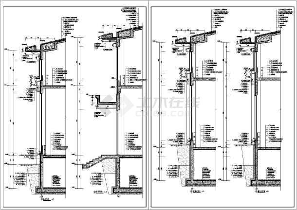 山东某报告两层结构车库综合楼开题施工图(含地下小区现状毕业设计建筑框架国外家具图片