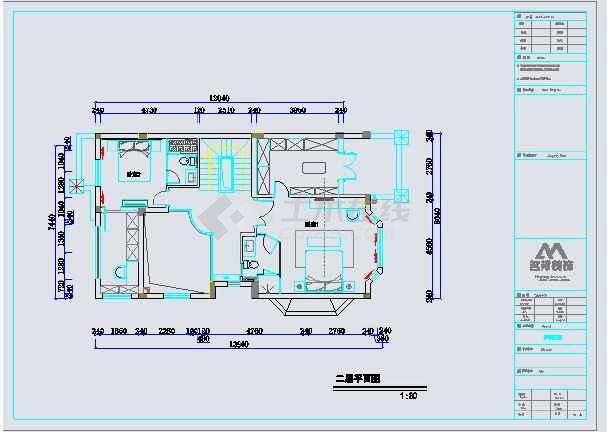 屋装修设计图纸