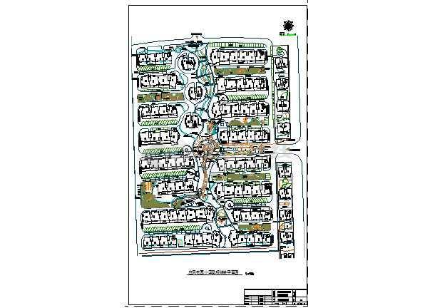 苏州园林手绘节点透视图