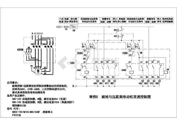 KB0系列保护与控制开关电器控制CAD图_cadcad怎么极空间图形画轴图片