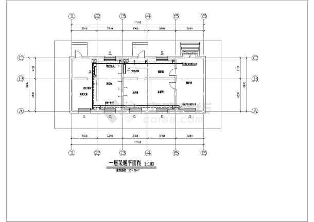 华北某火车站锅炉房施工演说全套图纸我是设计家服装六合无绝对片