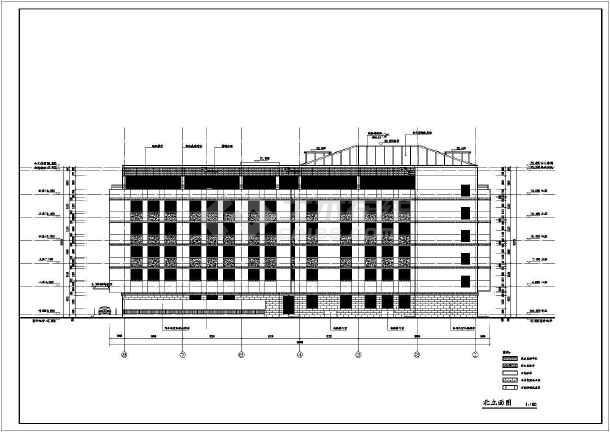 建筑是施工图中所注明的1 100是什么意思 是指绘图比例还是出图比例