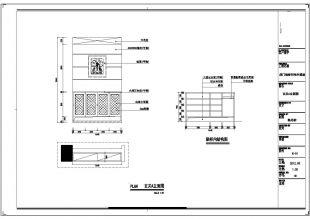 一整套完整的三口之家平层雅居家装cad施工图怎么cad出来打印没有图片