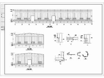 钢结构设计常用图集