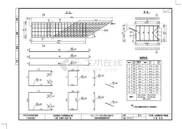1孔36m的中承式悬链线图纸砼图纸_cad拱桥下2017144期钢筋3d图片