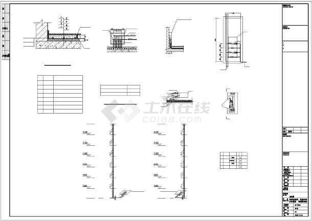 三-六层采暖平面图,阁楼层采暖平面图,分水器图,地暖结构图等,可供