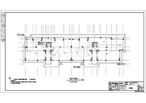图纸包括:建筑设计说明,各层平面图,立面图,剖面图,楼梯详图,节点详图