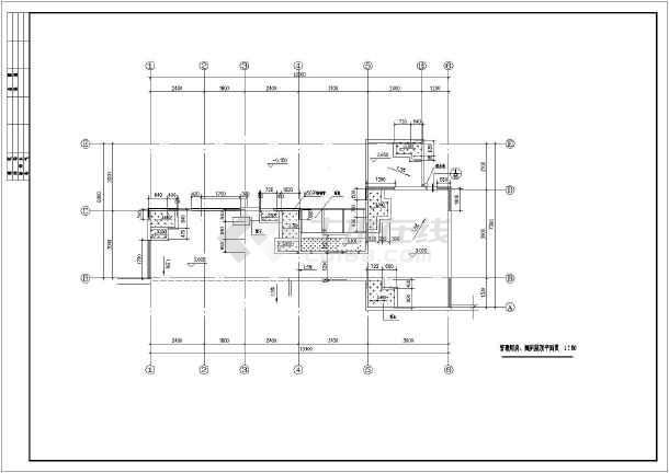 木景观亭施工图纸