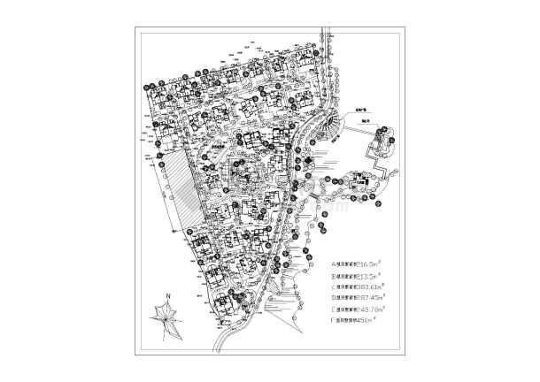 建筑手绘线稿索引