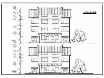 农村平房住房设计图
