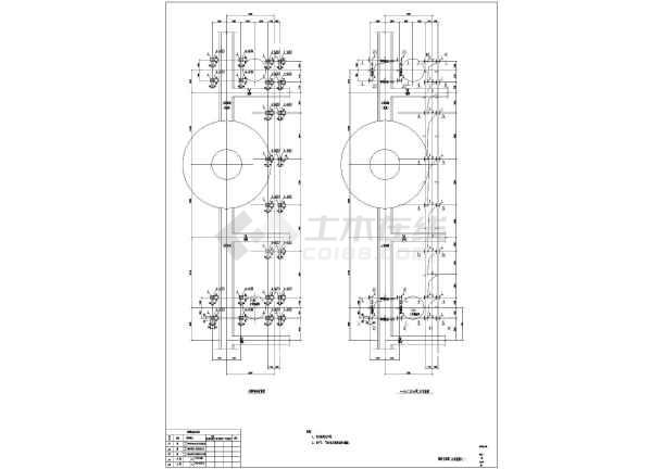 主副烟道结构图_电厂烟道设计_电厂烟道设计大全下载_土木在线