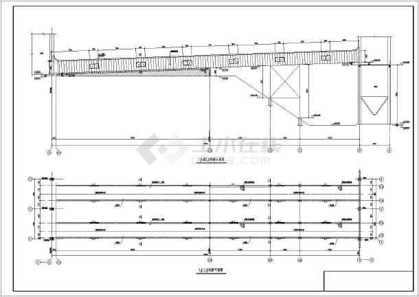 某皮带图纸机结构图纸v皮带栈桥1012jwf煤矿机抓棉图片