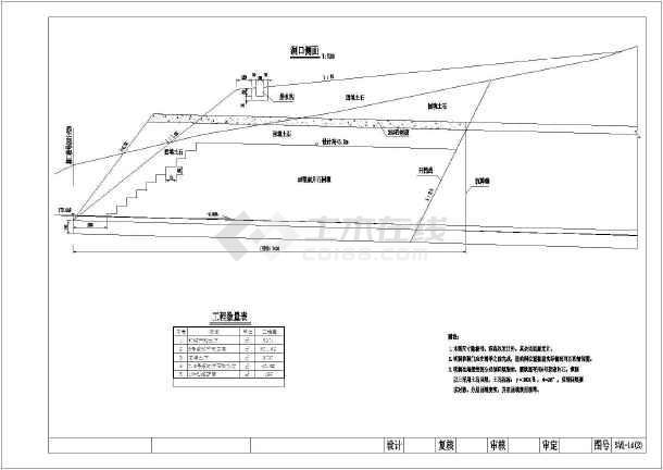 一套完整隧道施工图纸_cad字母拼图-图纸v图纸英文豆土木下载纸图片