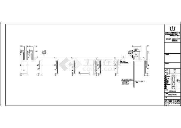 泾川小学教学楼建筑电气设计施工图