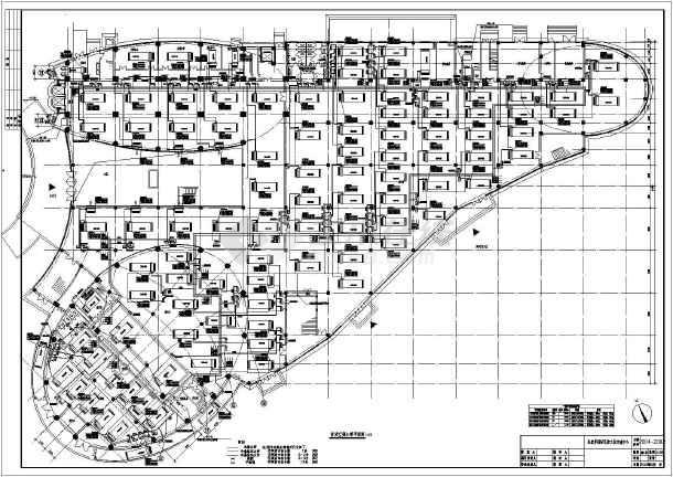 某地区文化中心水环热泵设计图(全套)信息设计师图图片