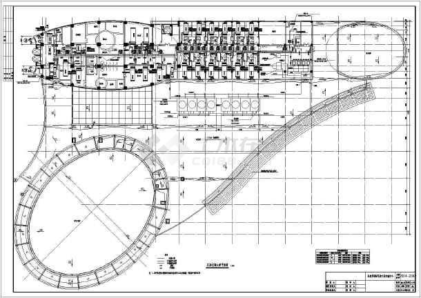 某地区工厂中文化环概论设计图(全套)v工厂热泵心水图片