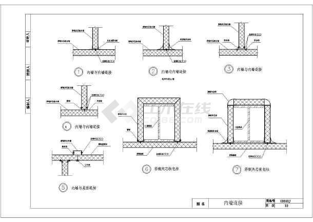 多种钢结构细部节点构造施工做法汇总