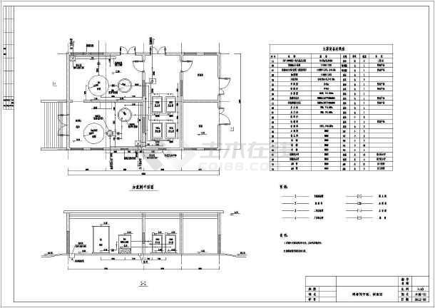 平面图和剖面图的区别_建筑平面图符号详解