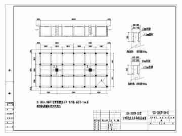 别墅独立楼梯平面设计图
