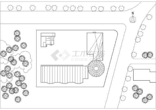 建筑设计幼儿园设计图