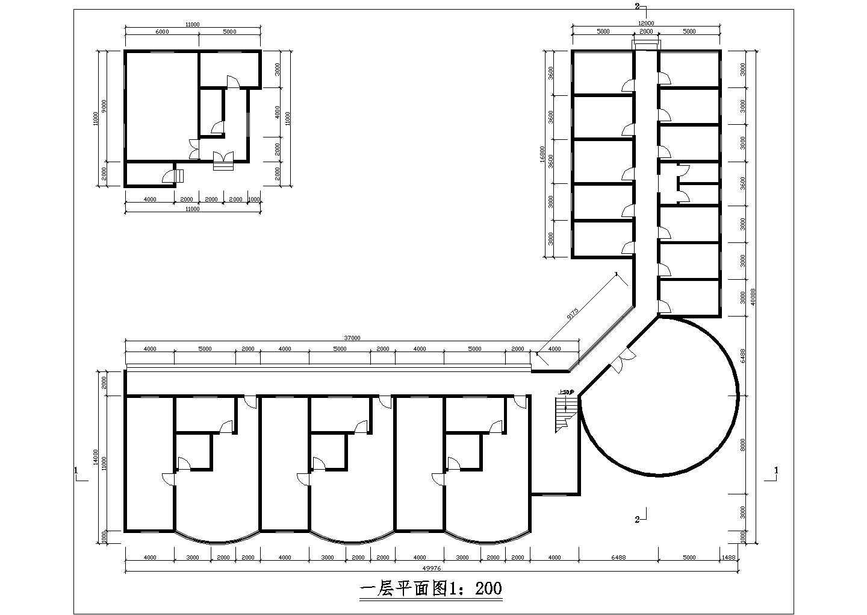 幼儿园平面设计图简单_幼儿园设计平面图