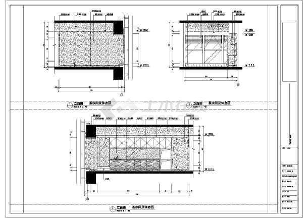 设计说明,材料表,墙体定位图,平面布置图,天花布置图,地面材料铺装图