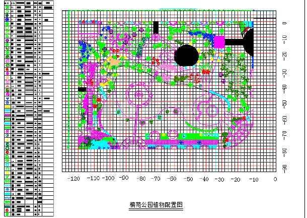 景观规划设计   景观规划   共1张立即查看 23款欧式公园植物景观