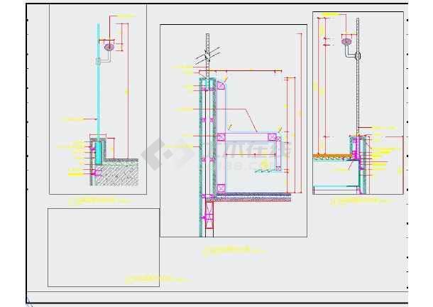最新的节点与大理石装修楼梯玻璃(含栏杆图纸cad时间改图片