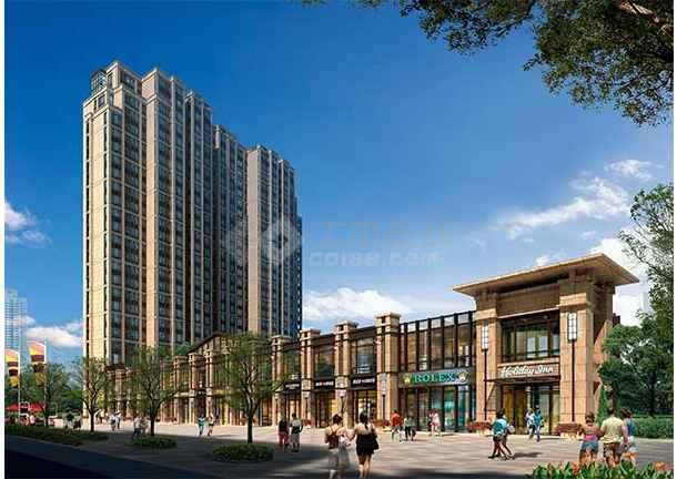 【山西】现代风格多层住宅区规划及单体建筑设计方案文本
